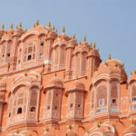 Incredible India «Hawa Mahal» Palast der Winde Jaipur